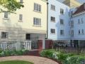 Smarts Quarter - Courtyard