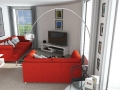 Smarts Quarter - Living Room