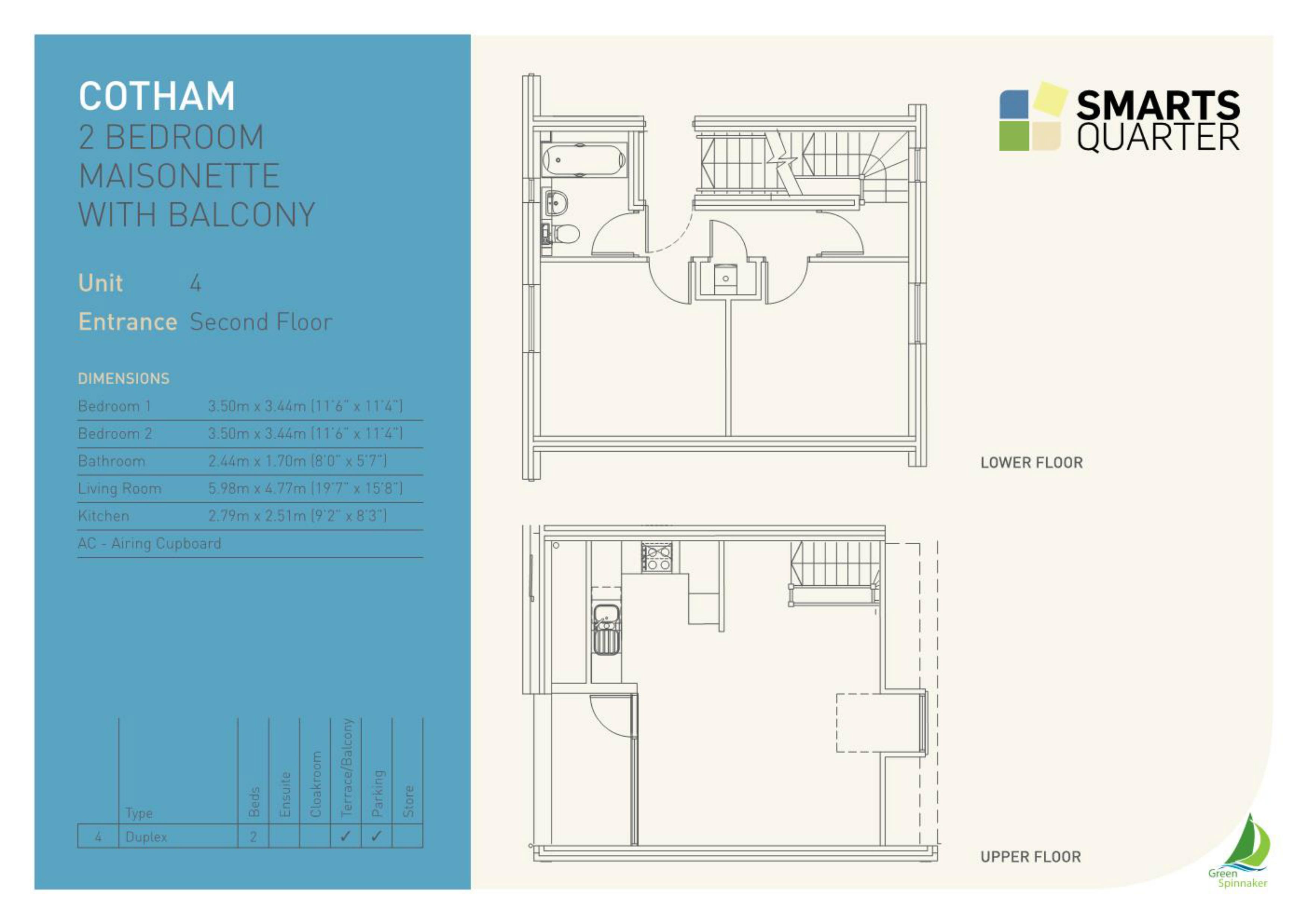 Clifton Floor Plan