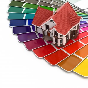How to decorate your home using accent colours