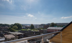 View of Bristol from Smarts Quarter