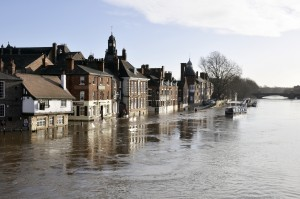 City of York floods